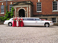 Leicester limousine hire